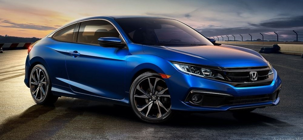 2020 Honda Civic Coupe in Cincinnati, OH