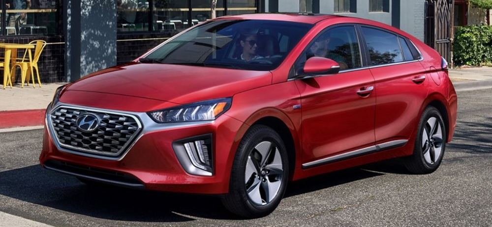 2020 Hyundai loniq Hybrid