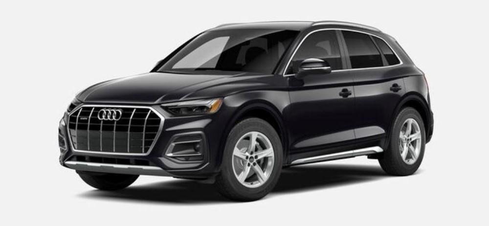 Compare 2021 Volkswagen Tiguan vs. 2021 Audi Q5 ...