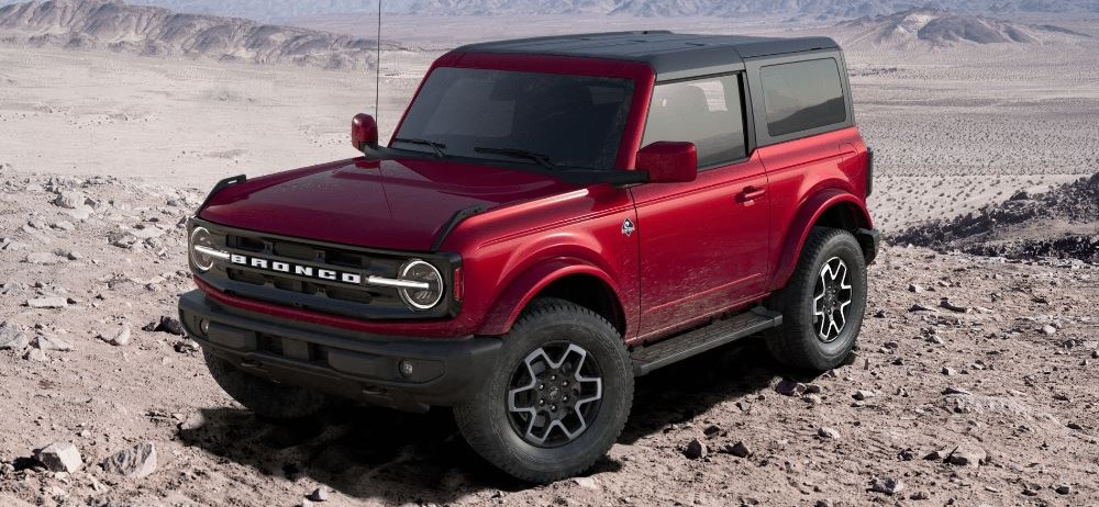 2021 Ford Bronco Outer Banks in Crestview, FL