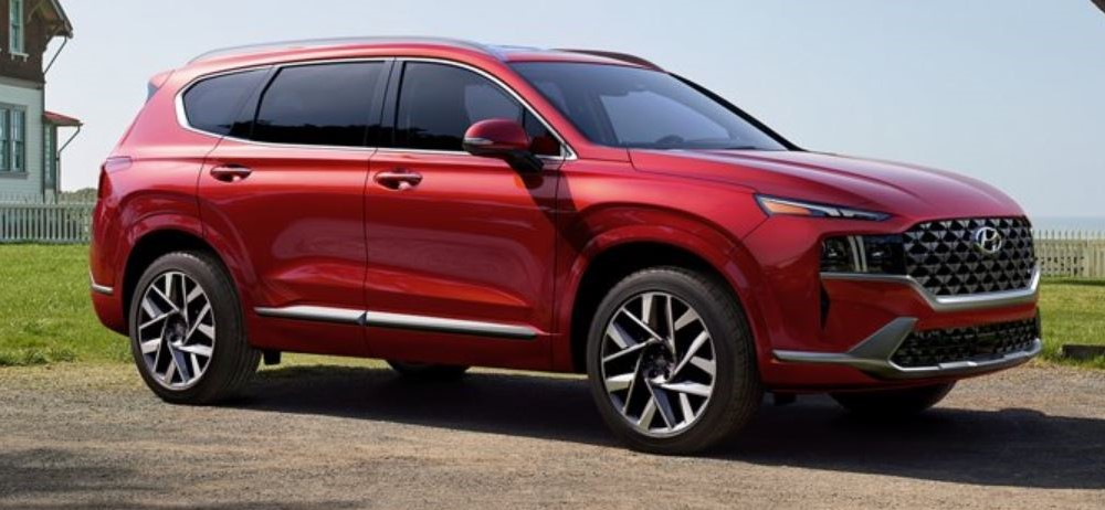 Compare 2021 Hyundai Tucson vs 2021 Hyundai Santa Fe ...
